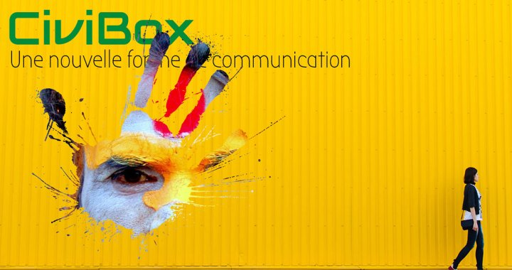 CiviBox - Communication é développement
