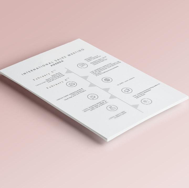 A4-Paper-Mock-Up Vol-3
