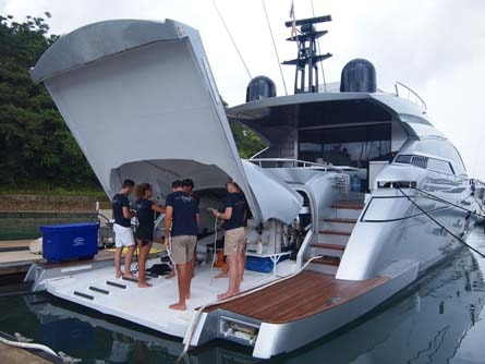 Divemaster Jobs On Yachts Or Become A Super Yacht Diving