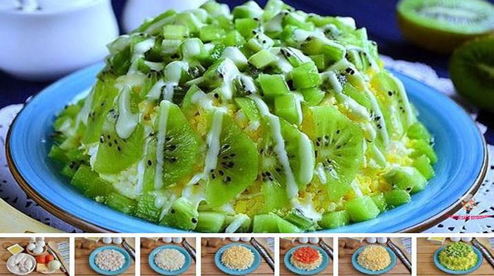 salat_s_kivi_i_sirom