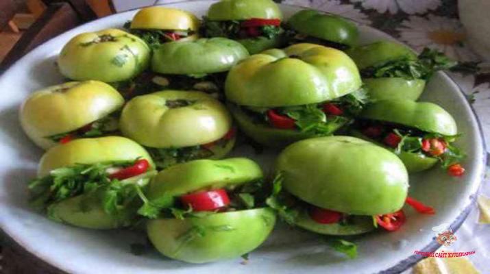 Если вы не пробовали соленые зеленые помидоры, тогда вы не пробовали многого!