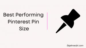 Pinterest Pin Size