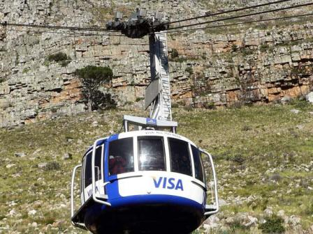 Table mountain - heritage site