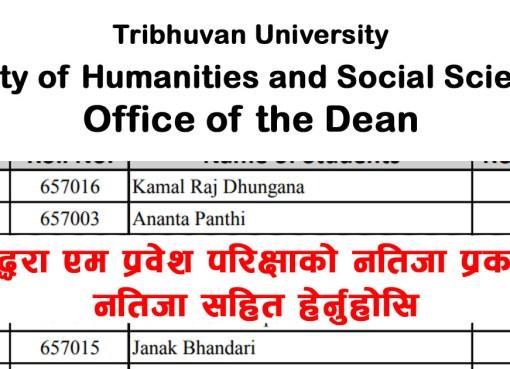 Masters of Arts, Entrance Exam Result, Tribhuvan University, Tribhuvan University MA exam rseult, MA exam rseult, Masters of Arts result, Tribhuvan University MA exam result 2075, MA exam result 2075, Masters of Arts result 2075,