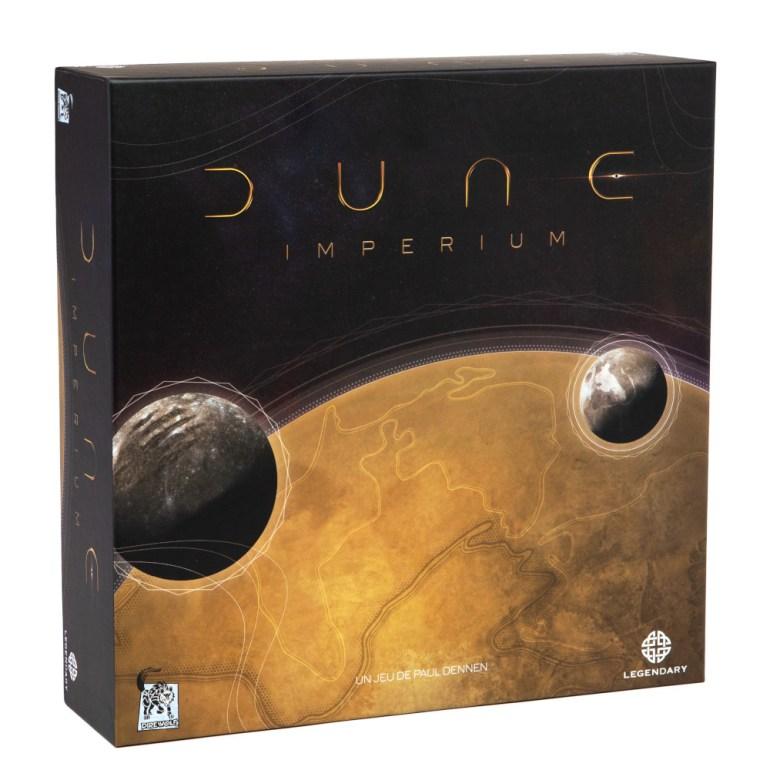 Dune Imperium chez Lucky Duck Games
