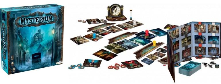 Le jeu Mysterium édité par Libellud