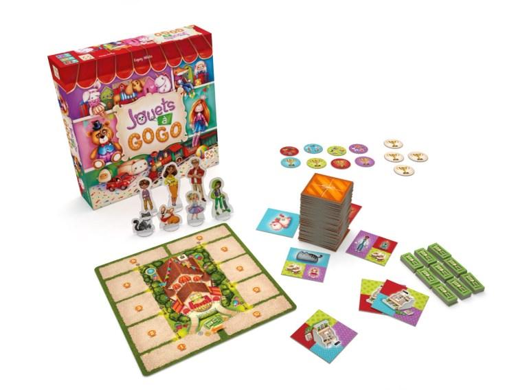 Le jeu de société Jouets à Gogo édité par Lifestyle Boardgames