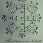 Yant Long Hmwok - Hat Yantra