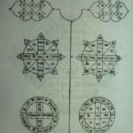 Yant Long Suea (Main Design for shirts)