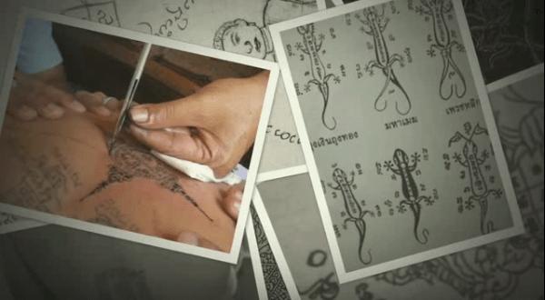 Sak Yant Tattoo Designs Slideshow Cover Pic