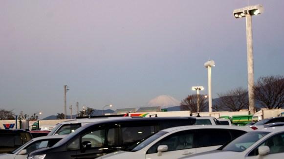 富士山3変化その1