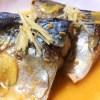 煮魚は好きじゃないと言いつつも|サバの味噌煮