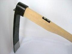 160507タケノコ掘り鍬