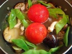160727夏野菜カレー10