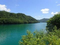 160701御岳湖