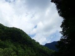 160808三峰川怪しい雲