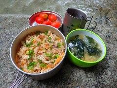 160825与田切川昼食