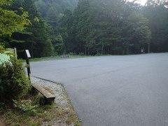 160902阿寺川駐車場