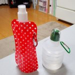 意外と使える百均の水筒|アウトドア用水筒