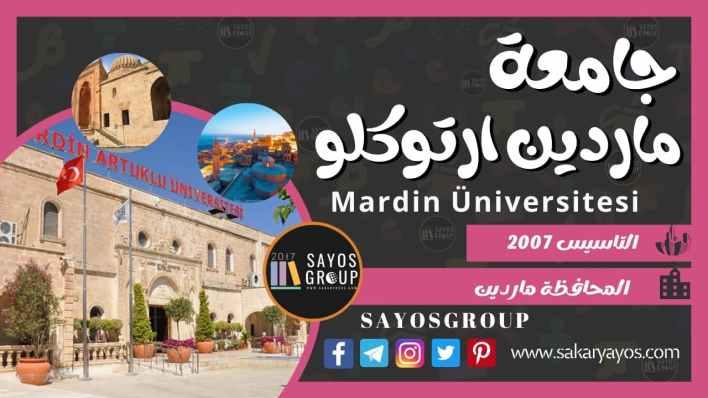 جامعة ماردين أرتوكلو | Mardin Artuklu Üniversitesi