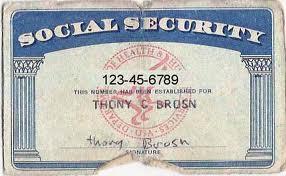 アメリカ 社会 保障 番号