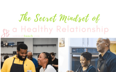 The Secret Mindset of a Healthy Relationship