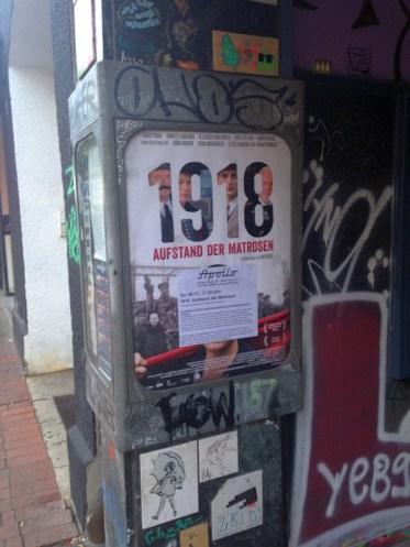 1918 - Aufstand der Matrosen