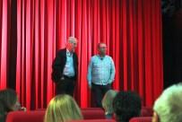 Diskussionsrunde nach dem Film