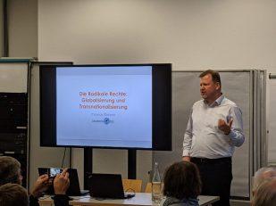 Vortrag von Dr. Thomas Greven