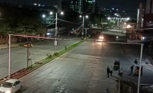 Curfew Implemented In Hyderabad – Sakshi