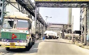 Delivery of 100 tons of oxygen per day to other states from AP