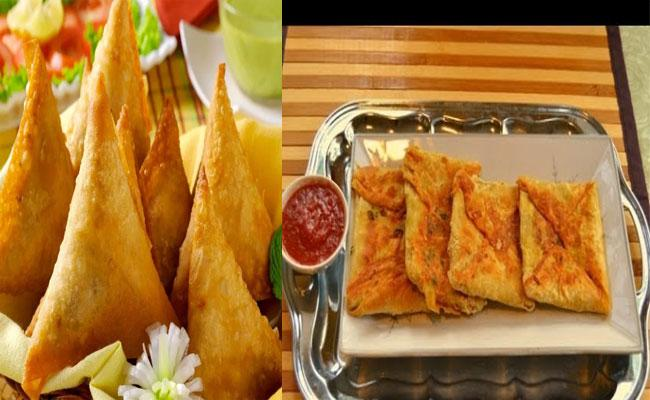 Keema Samosa And Egg Parota Recipes In Telugu - Sakshi