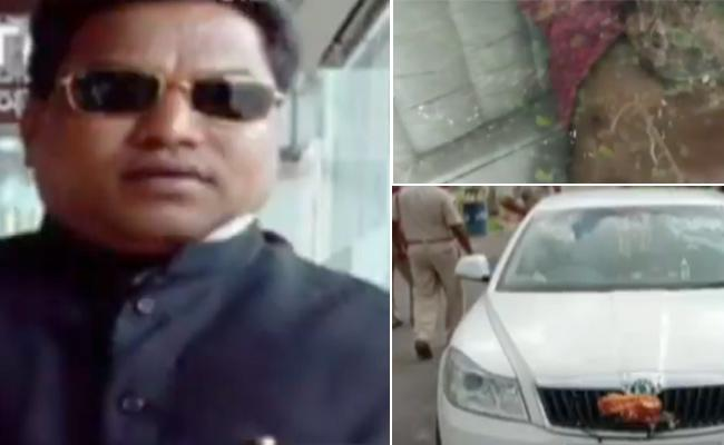 Real Estate Businessman Murdered In Narasaraopeta