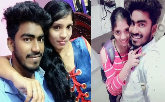 Lovers Commits Suicide in Visakhapatnam - Sakshi