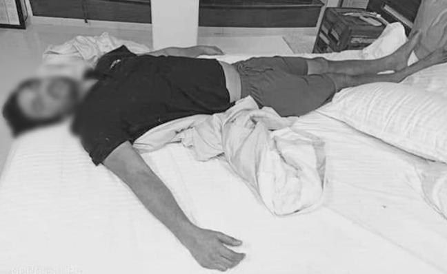 MS Dhoni: Hero Sushant Singh Rajput Lifeless - Sakshi