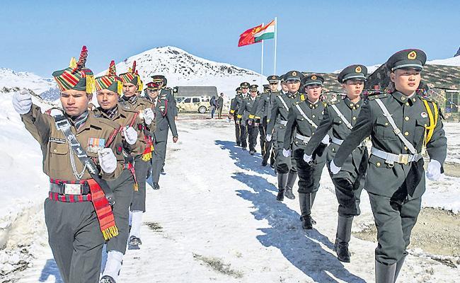 India-China border clashes 20 Indian soldiers eliminates - Sakshi