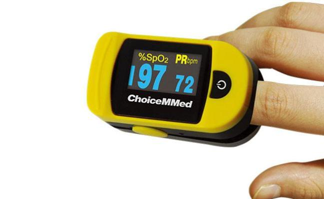 Pulse Oximeter Helps In COVID-19 Detection - Sakshi