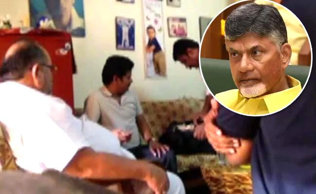 Vote For Note Case - Mutthaiah Records Statement Against Chandrababu