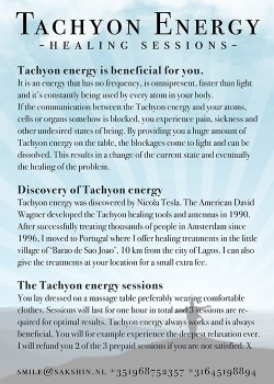 Tachyon energy fascilitator flyer back