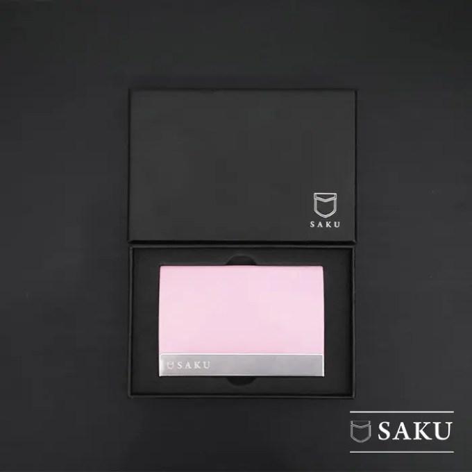 Saku Official - Dompet Kartu Nama Saku Leather
