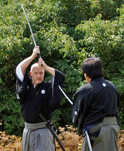 Carl Long & Masayuki Shimabukuro