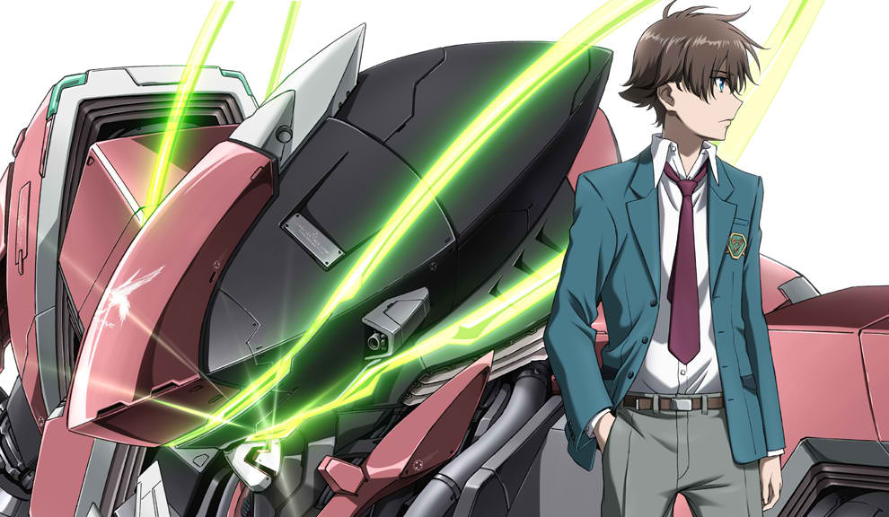 Valvrave the Liberator Character Popularity Ranking
