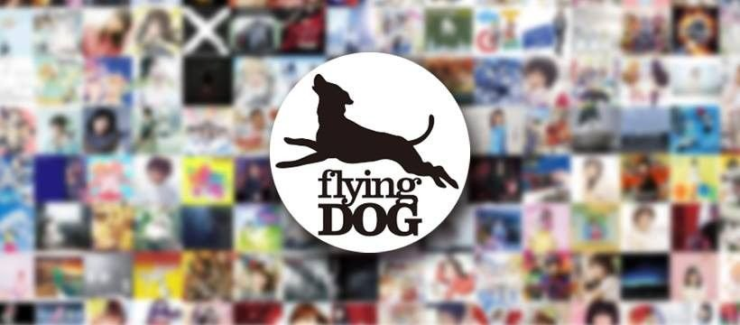 AniSong Music Label [FlyingDog] Opens Official English SNS Accounts