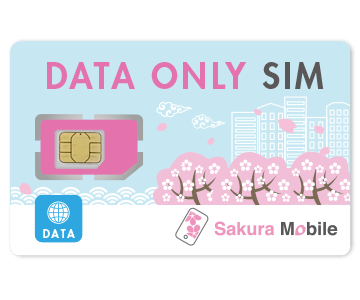 Long Term Data SIM - Pocket WiFi & SIM Card Rental Japan