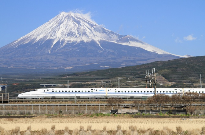 Mount Fuji roaming