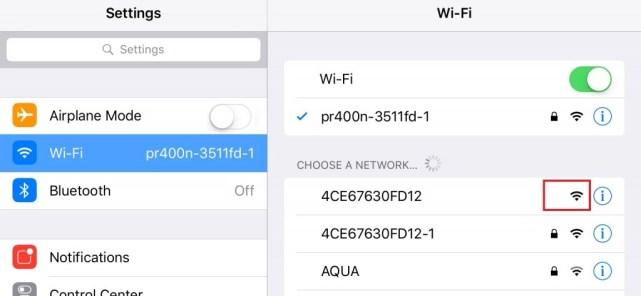Free WiFi Japan Warning 2