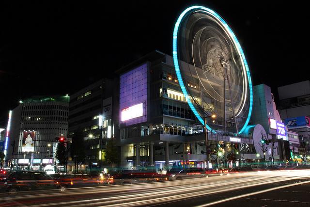 Osu and Sakae Shopping Districts