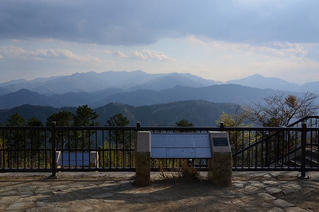 mount takao summit