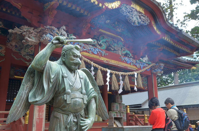 yaku-in-temple