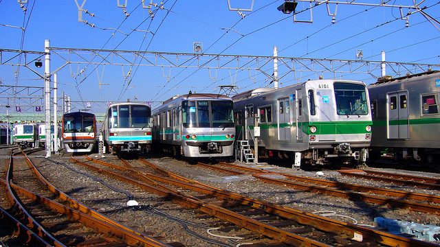 tokyo-trains